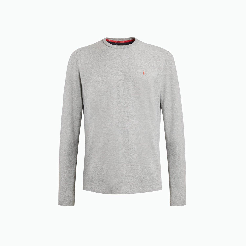 T-shirt Mel B46 - Grigio Melange