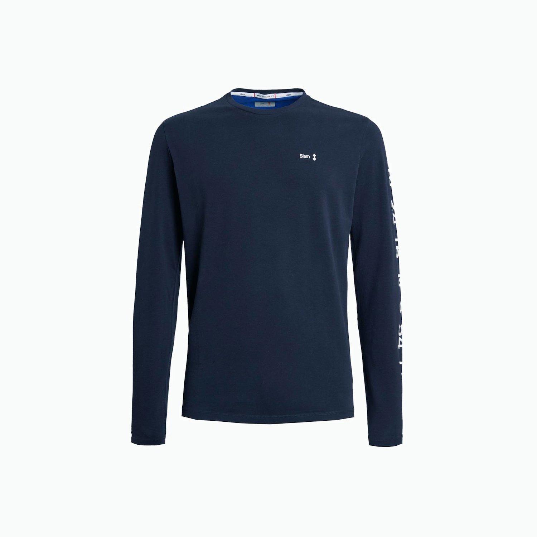 Camiseta B48 - Azul Marino