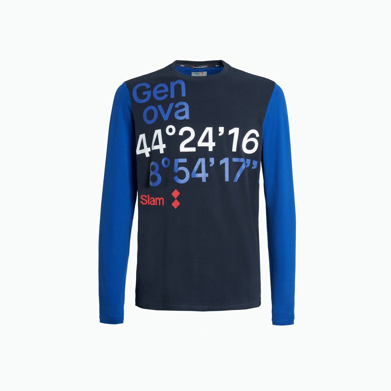 T-shirt B50 - Navy