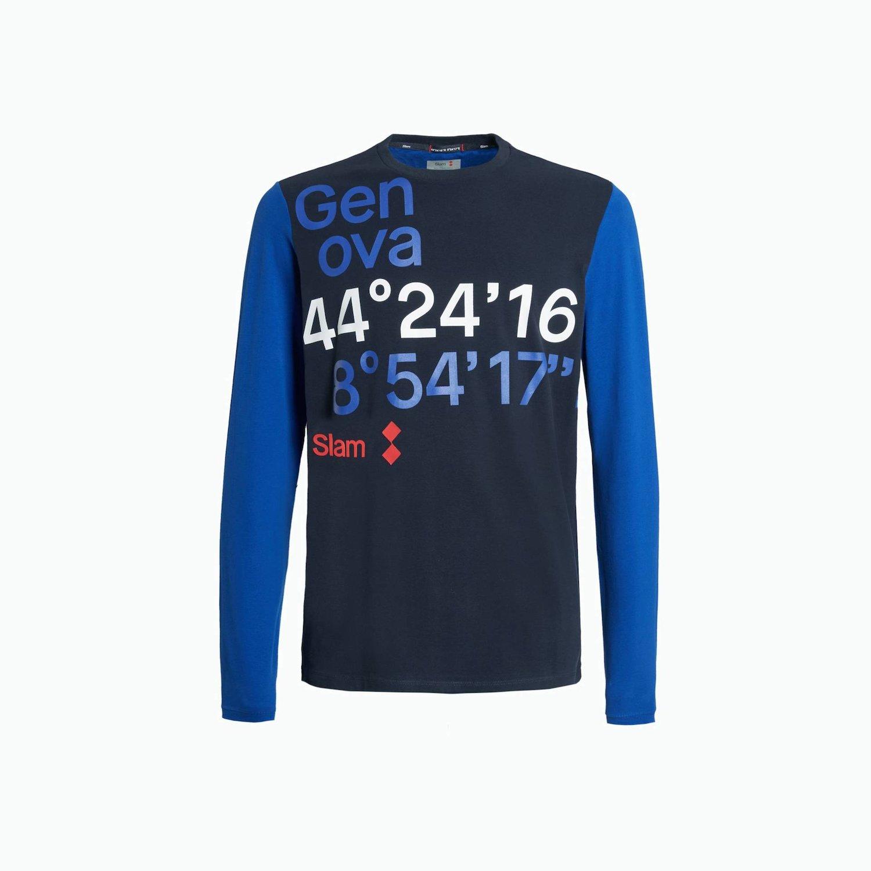 Camiseta B50 - Azul Marino