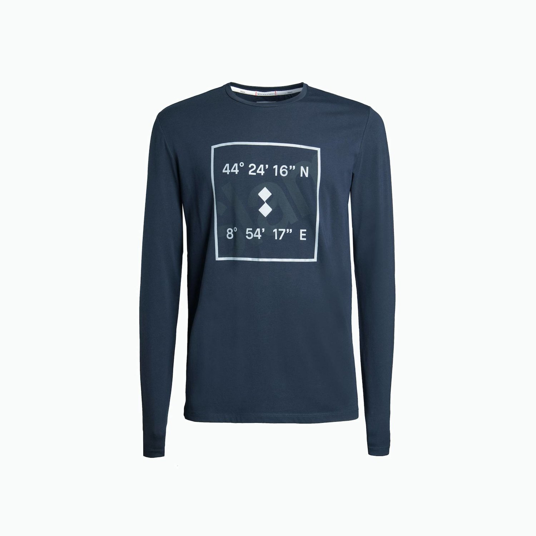 T-Shirt B203 - Marinenblau