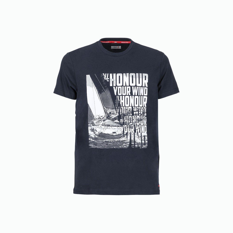 T-Shirt C170 - Blu Navy