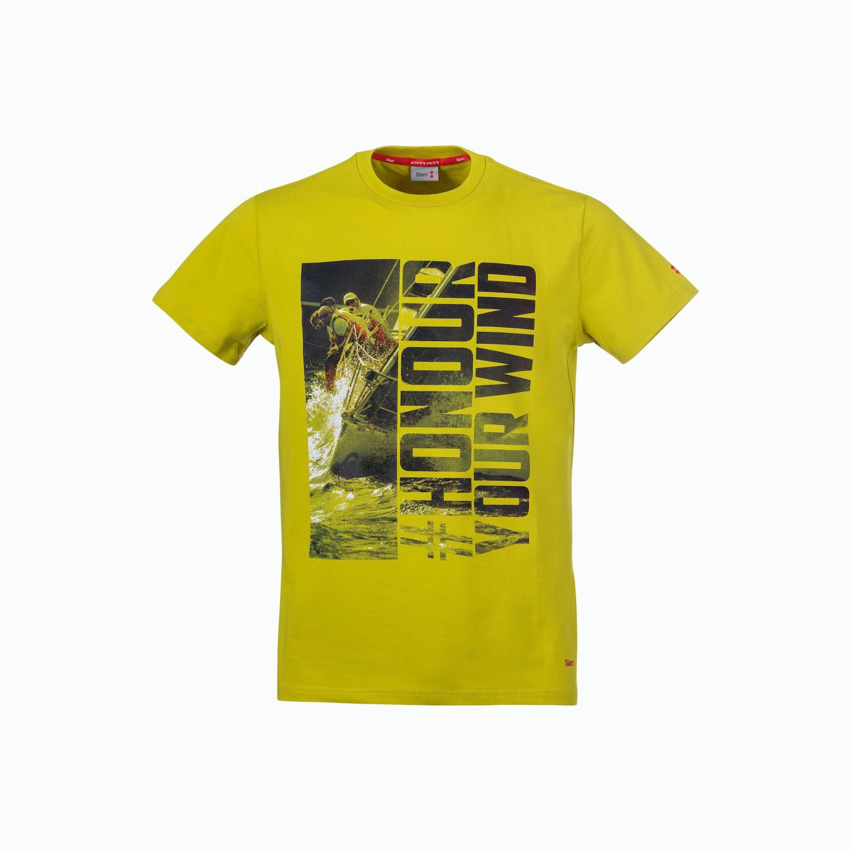 T-Shirt C171 - Citronelle
