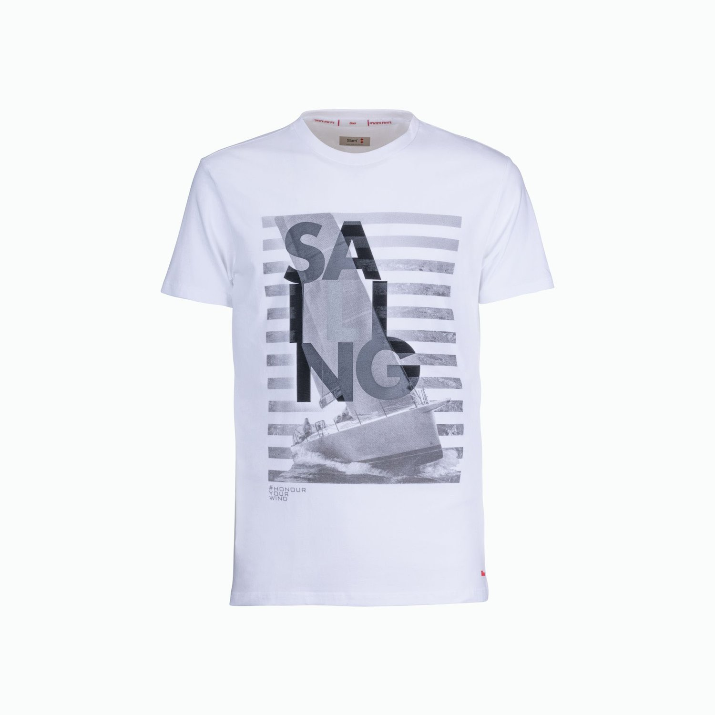 C174 T-Shirt - Blanco