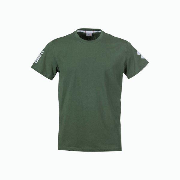 Herren Explore SS T Shirt citronelle M