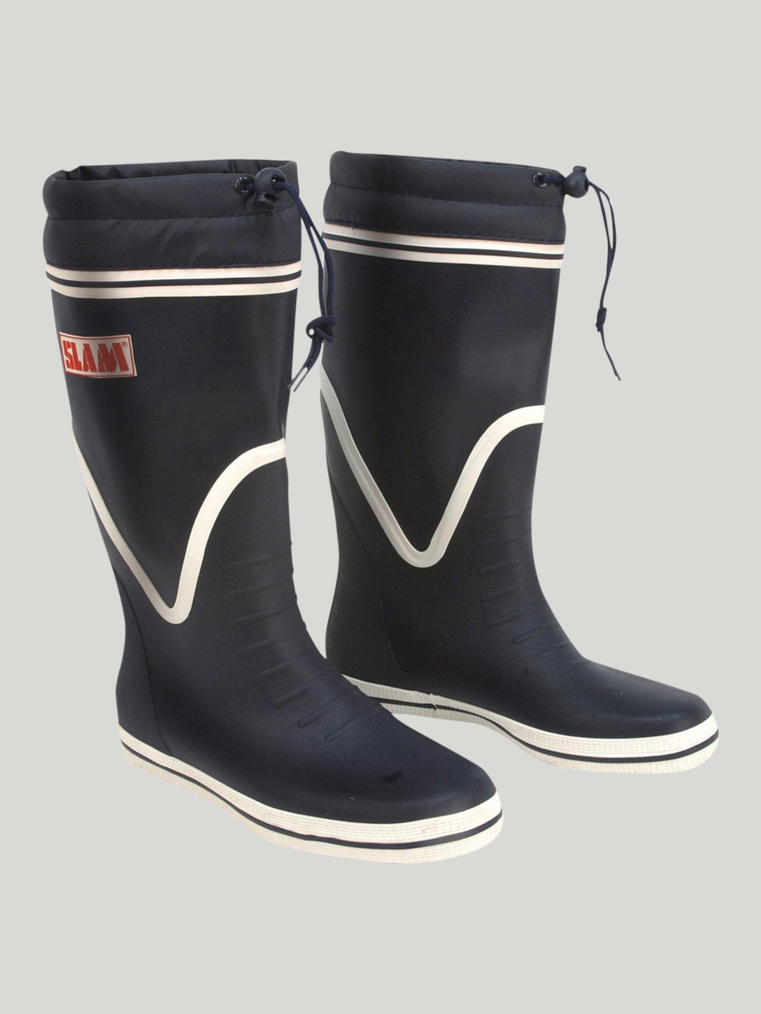 Ocean  Boot  - Navy