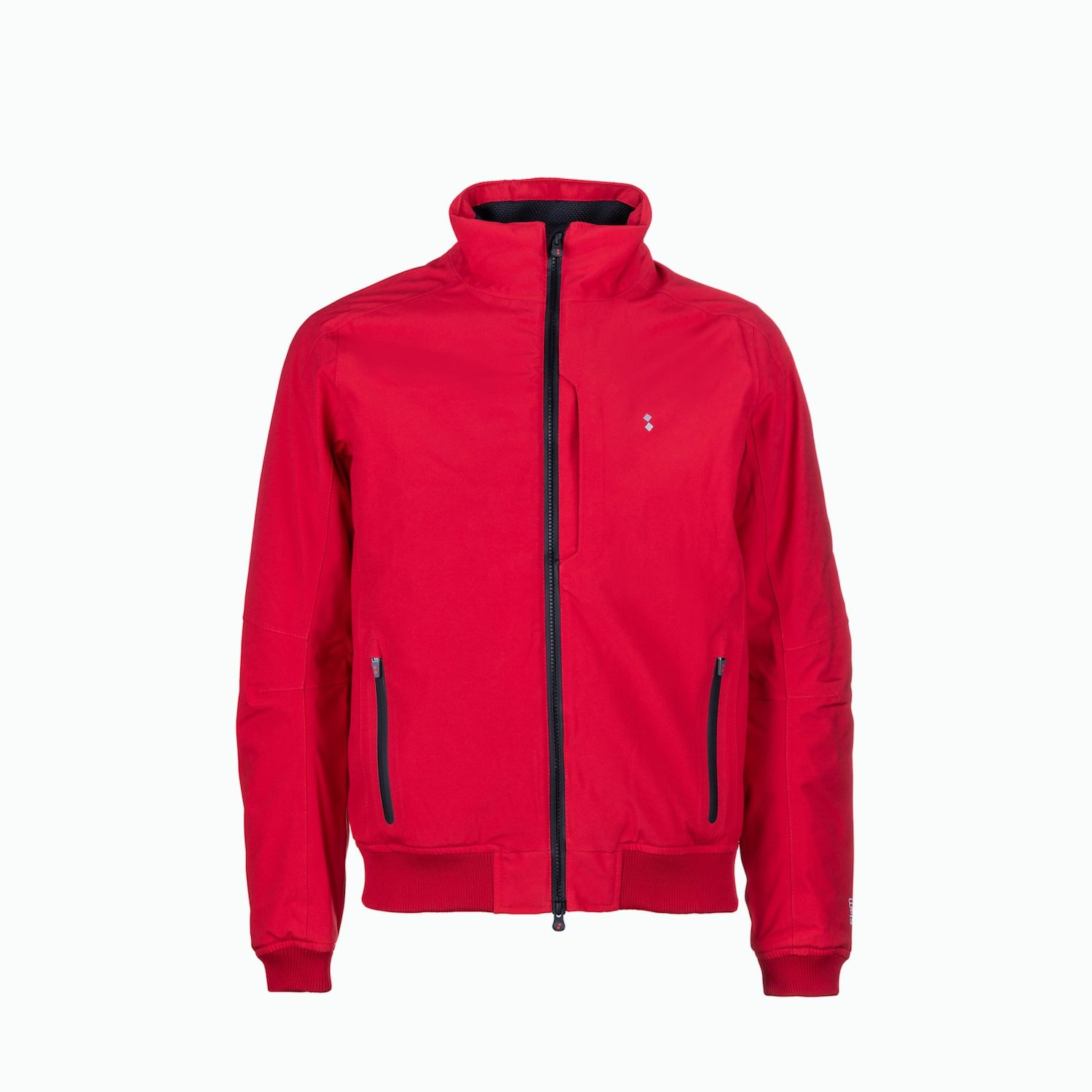 Chaqueta New Sheen - Rojo Chili