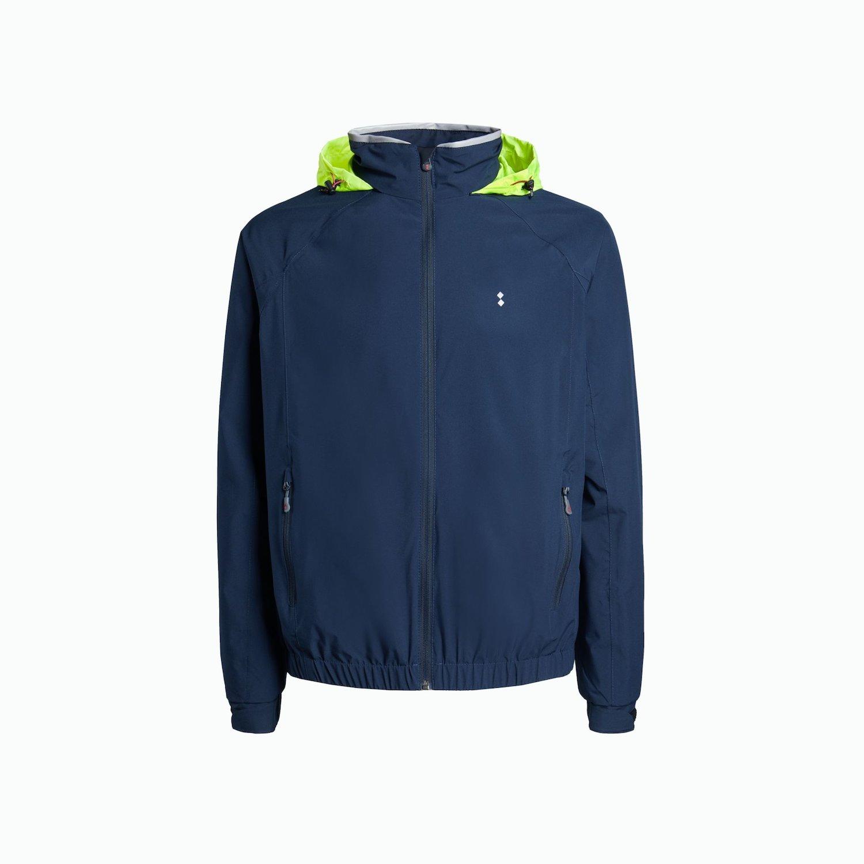 Winter Siffert Jacket - Navy