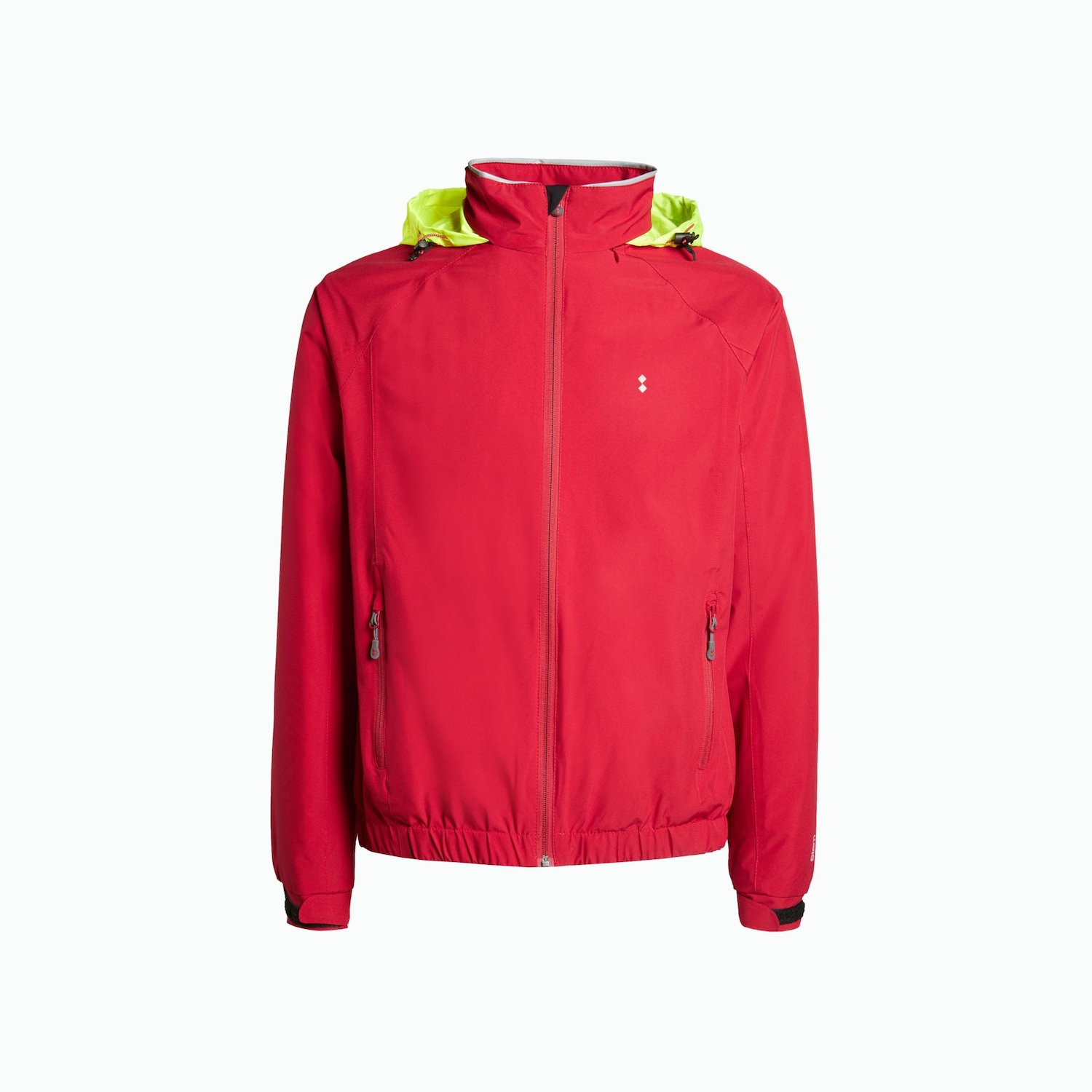 Winter Siffert jacket - Chili Red