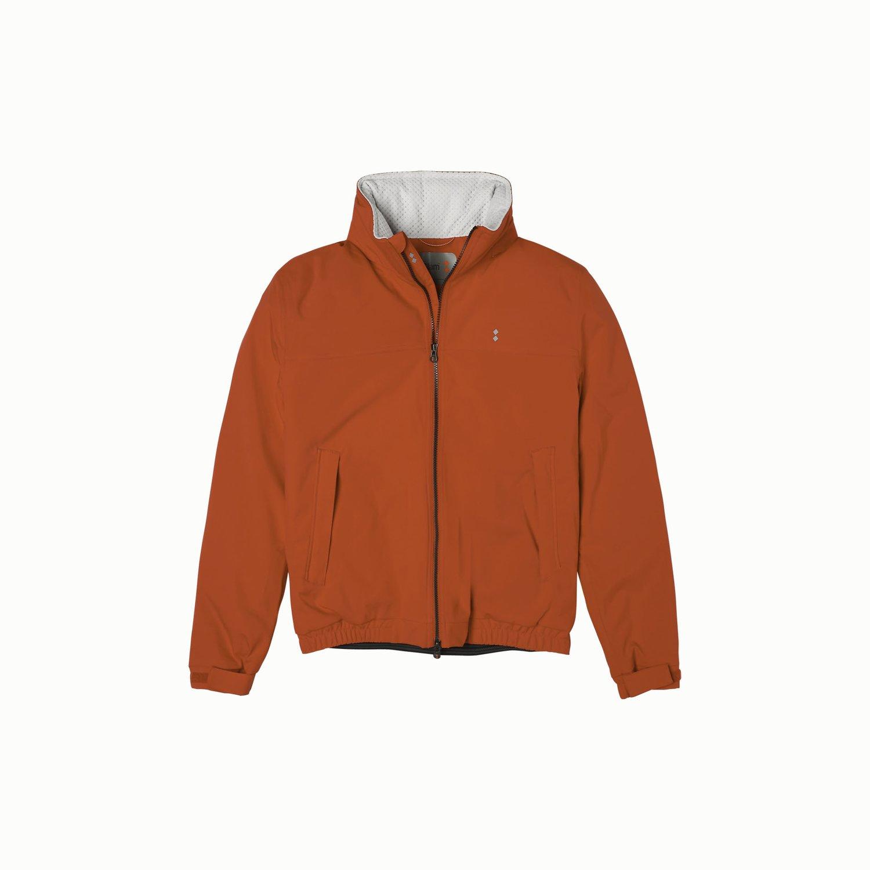 Sailing Winter Jacket - Chili Red