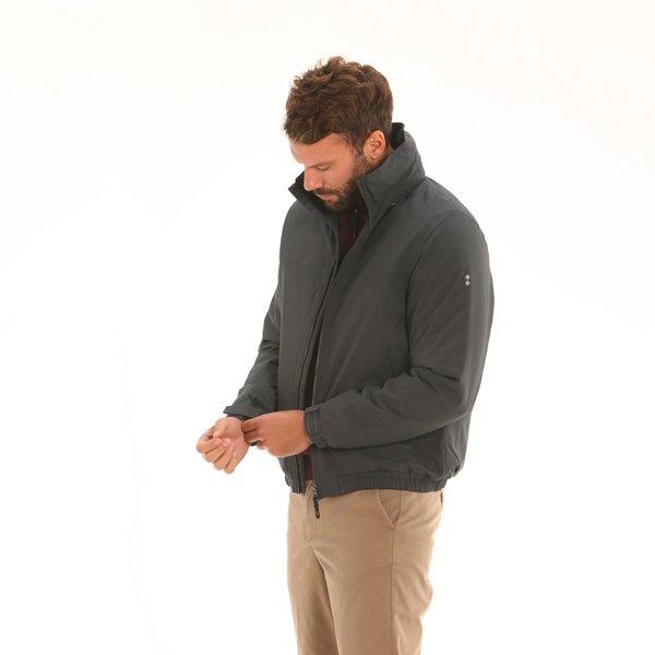 Mit zweilagigem Maxland®-Polyester Sailing Winter Herrenjacke