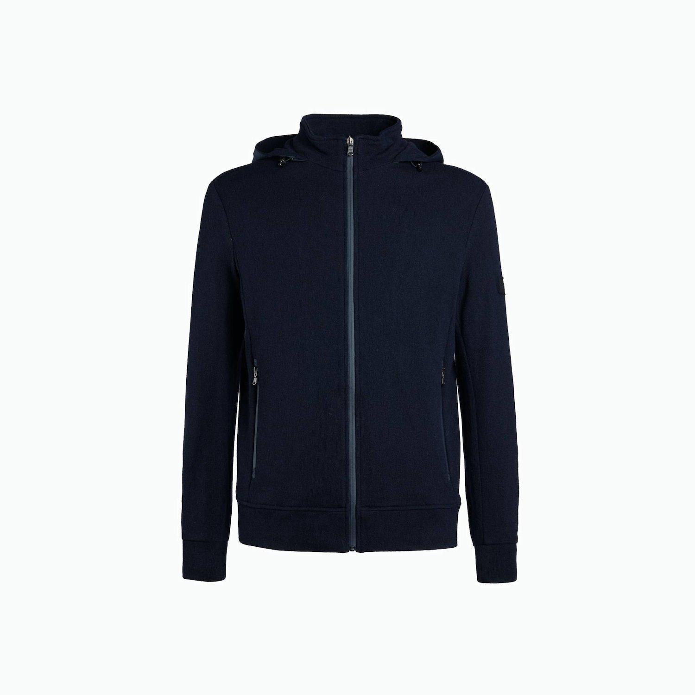 Buxton jacket - Navy