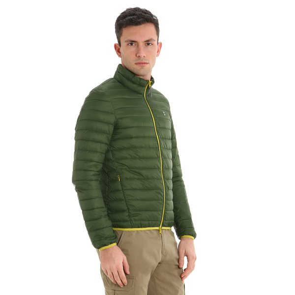 Lugger men's jacket in ultralight nylon