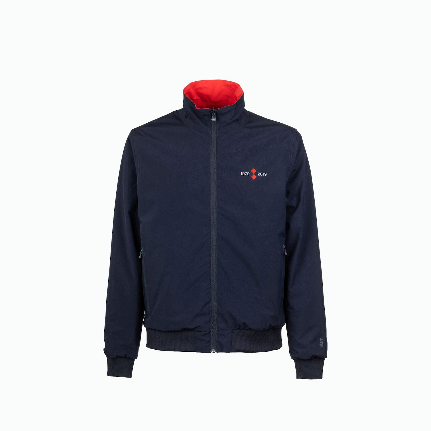 40th Short Jacket - Navy Blau