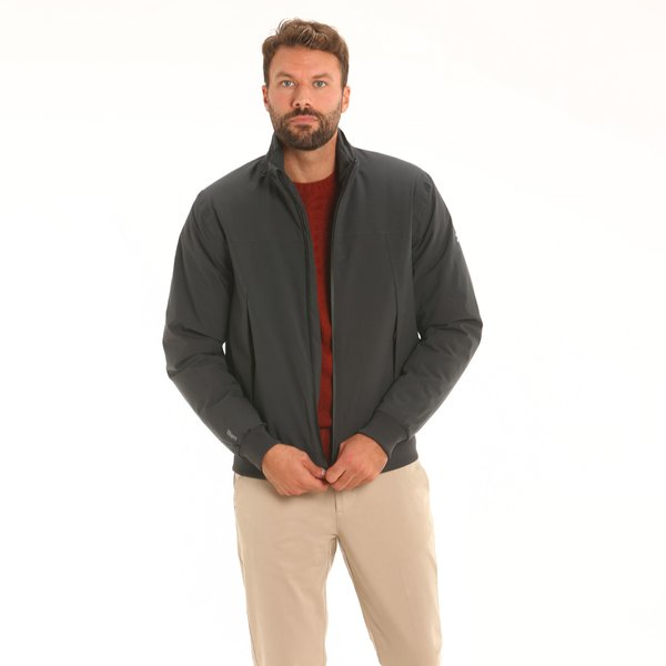 Men short jacket F01 in two-layer Maxland® polyester