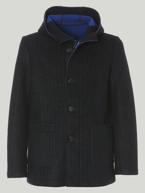 Coat Boomer