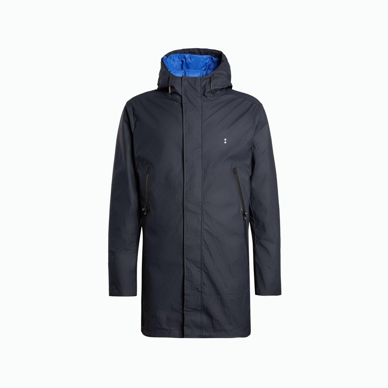Abrigo B153 - Azul Marino