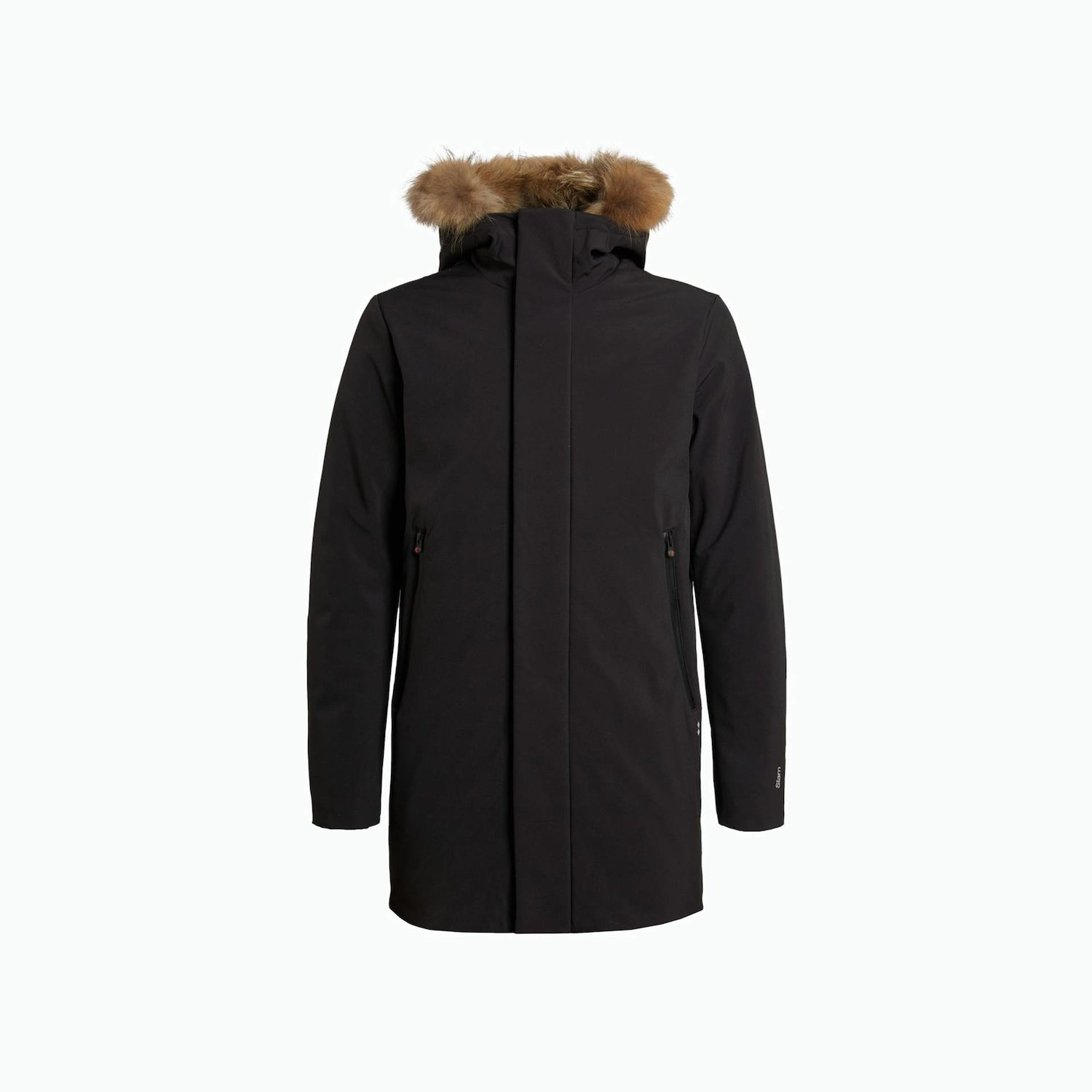 Caswell Coat - Black