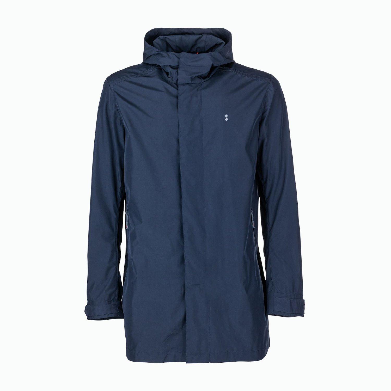 Pintler Coat - Azul Marino