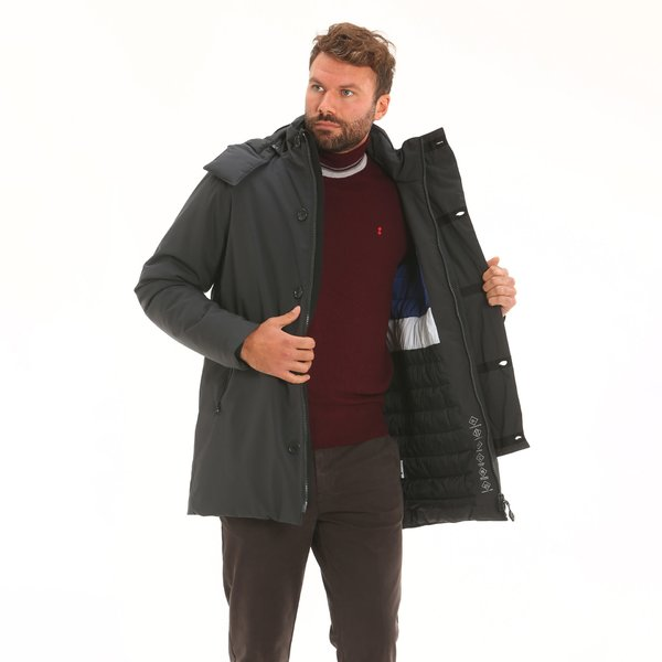 Revolution men's coat D01