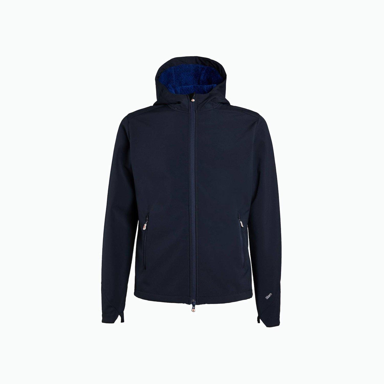 B102 jacket - Sea Blue