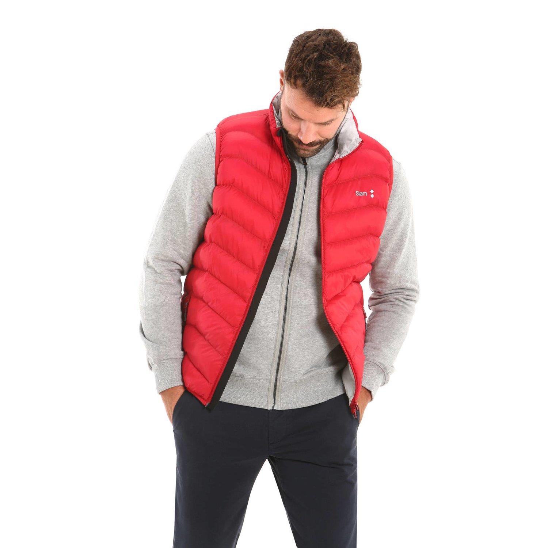 B201 vest - Chili Red