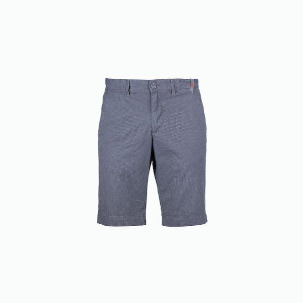 Bermuda hombre C56 de algodón con bolsillos franceses
