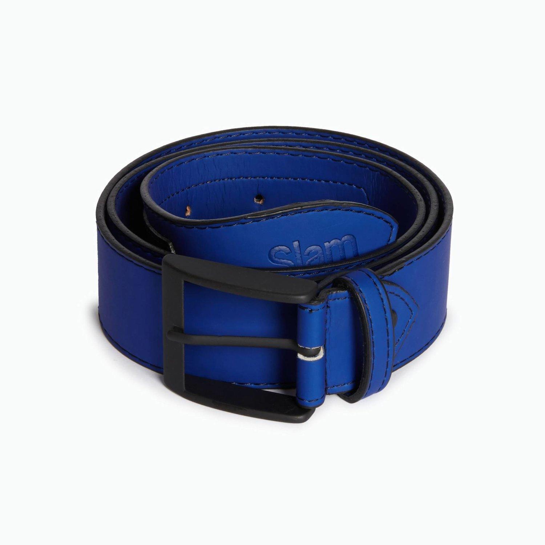 Gürtel B189 - Navy Blau