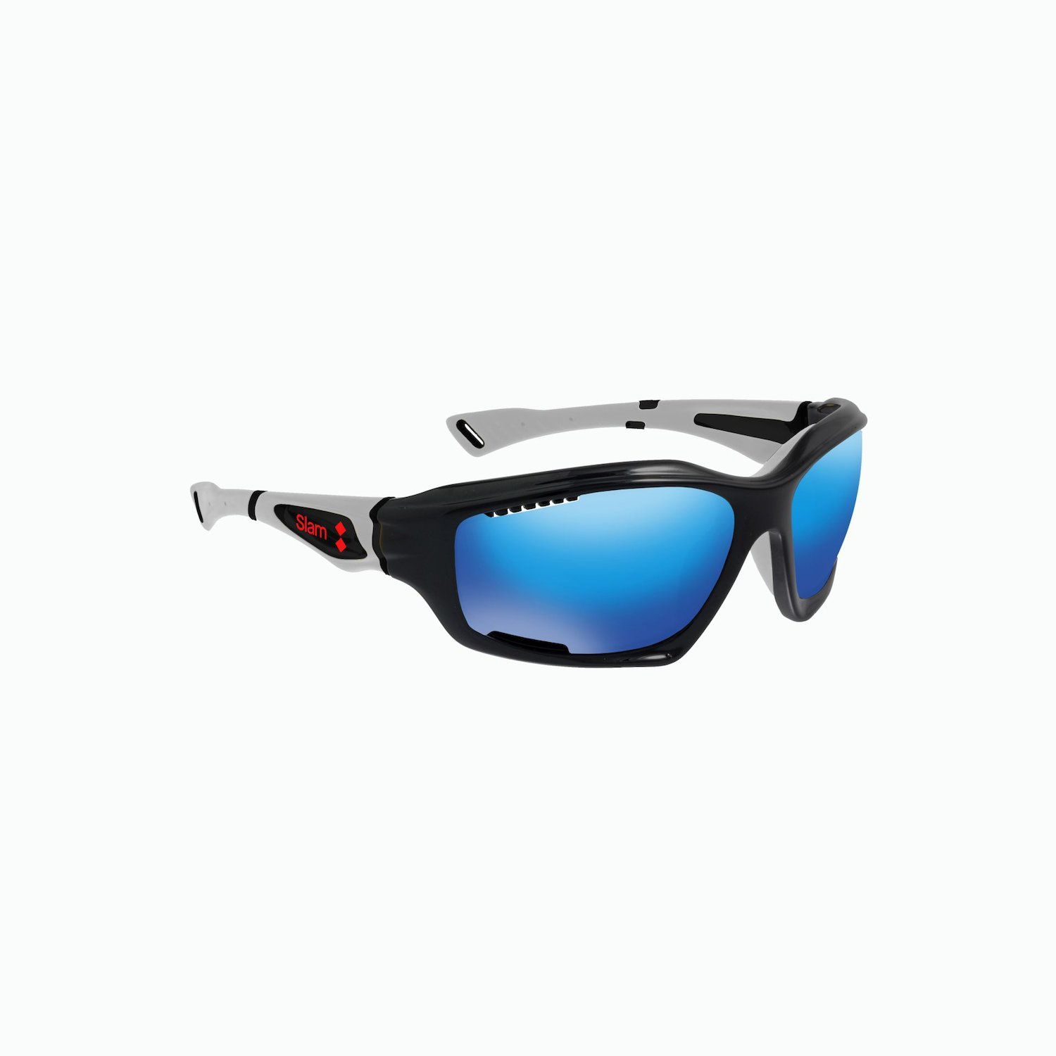 Pro Sunglasses - Light Grey / Black / Blue