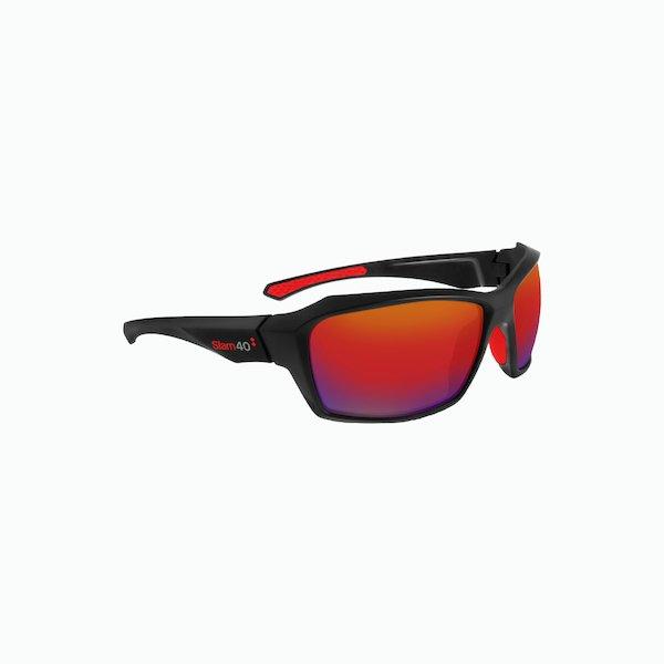 Gafas de sol hombre 40º con diseño a prueba de viento