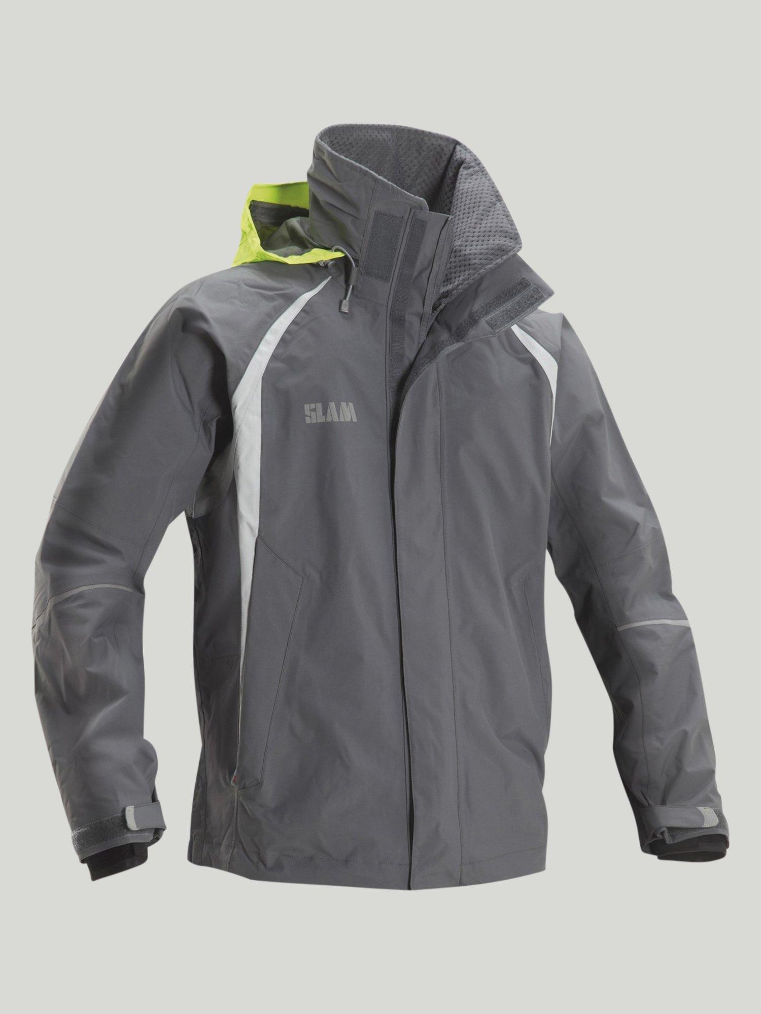 Force 2 jacket - Steel