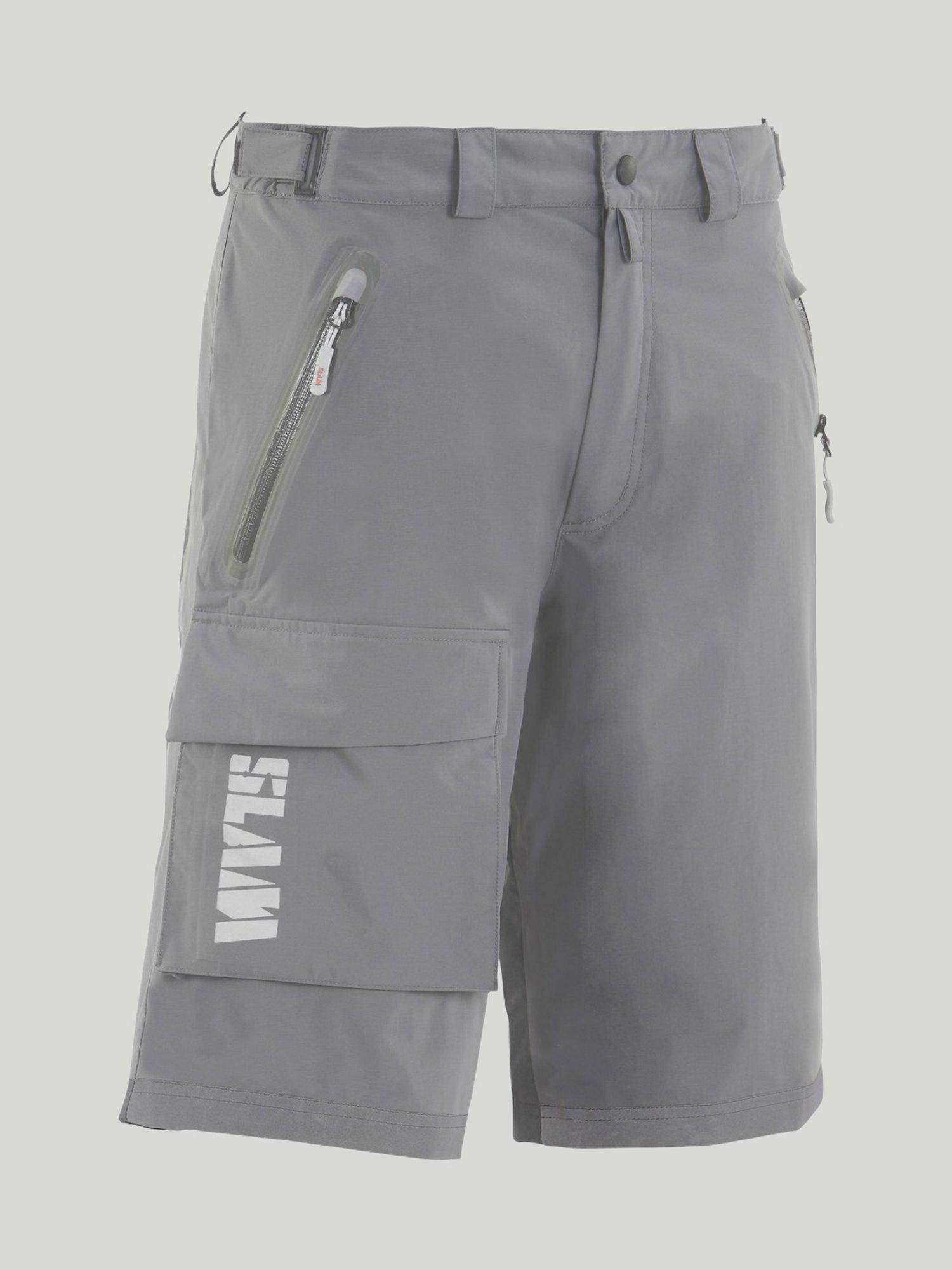 Pantaloncini Force 2 - Grigio