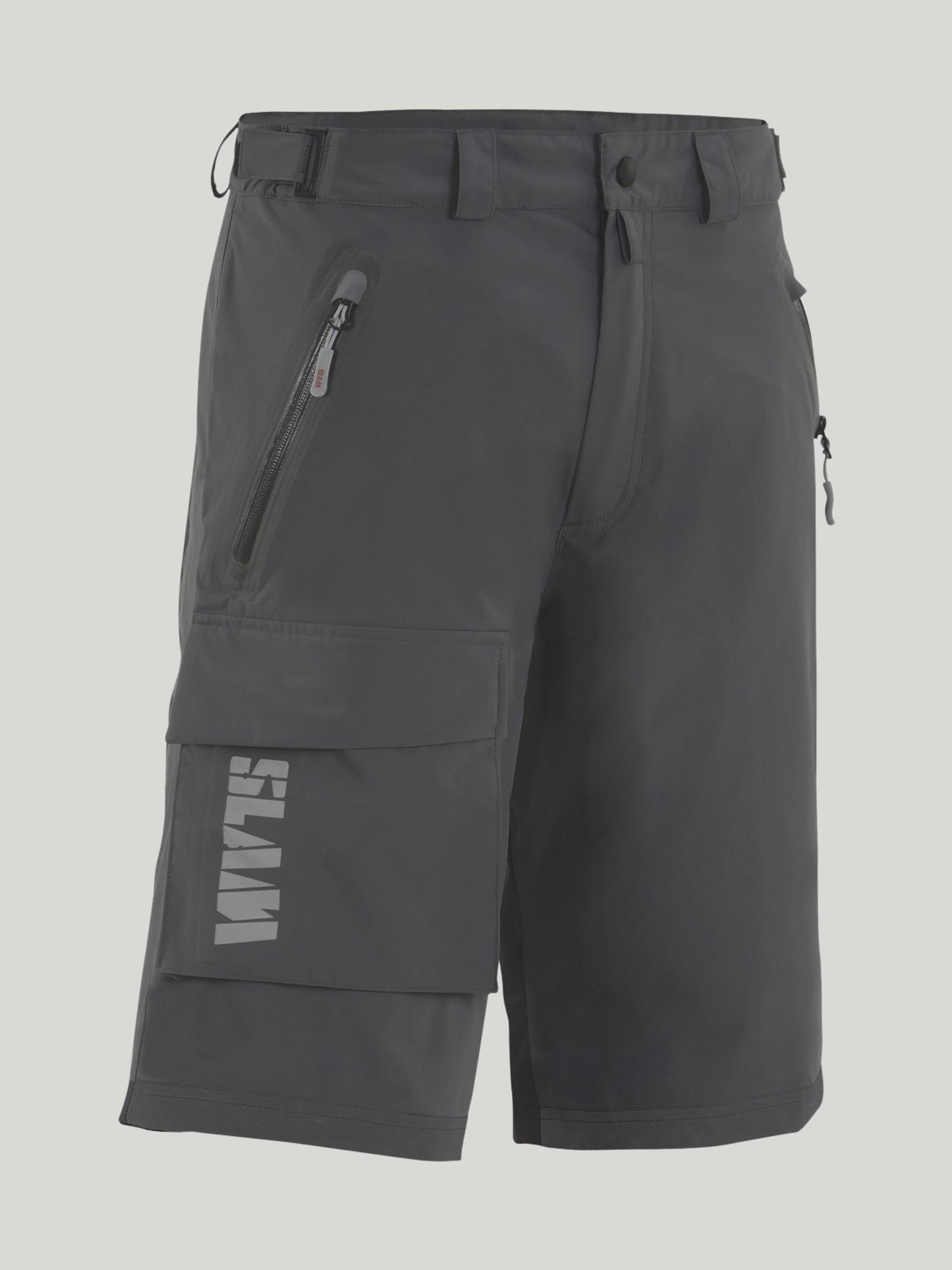 Pantaloncini Force 2 - Acciaio