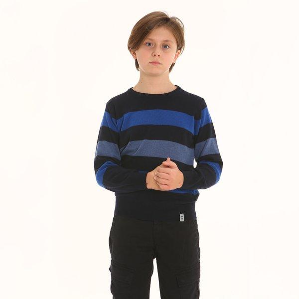 Chandail enfant F321 en cashmere mélangé