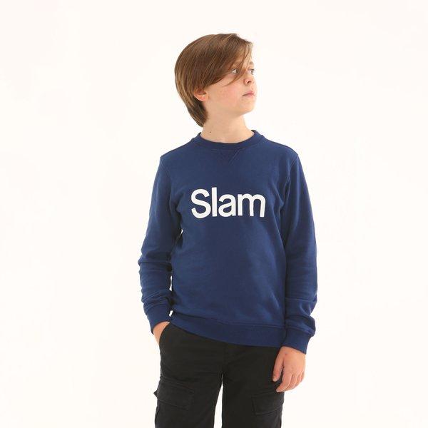 Junior sweatshirt D197 in french terry cotton