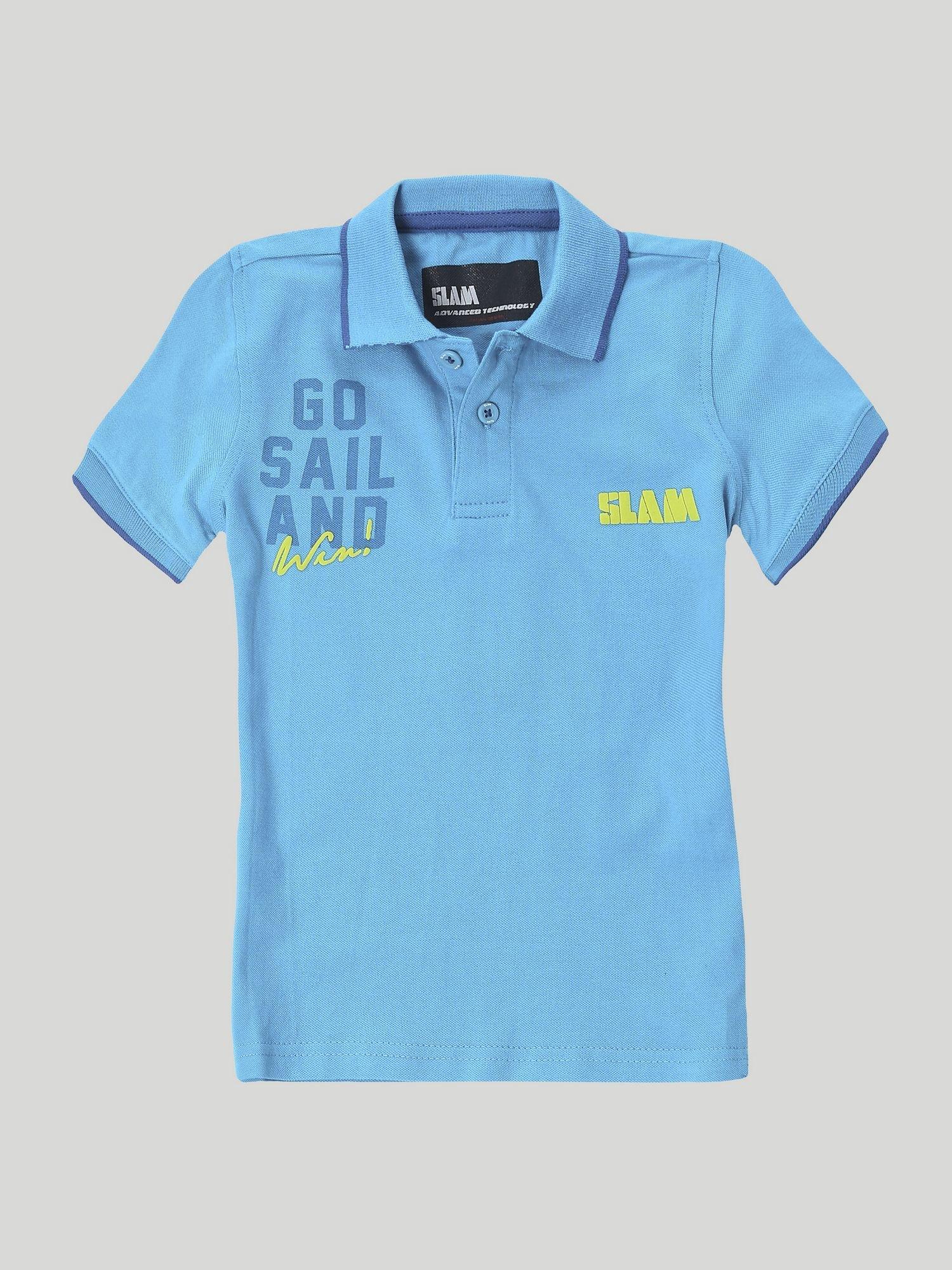 Polo Jr Willy - Blu Caraibi