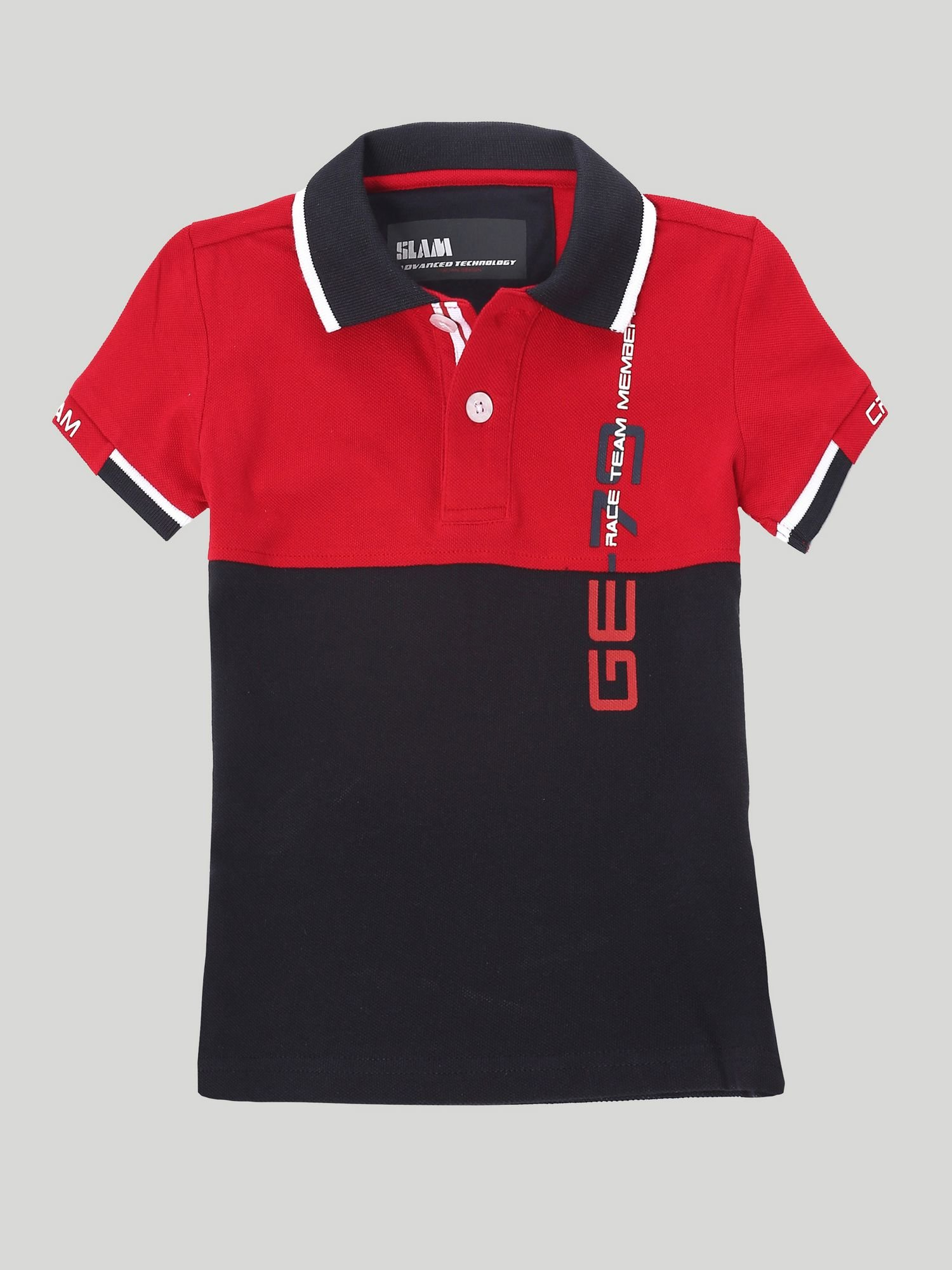 Polo Jr Enjoy - Navy Blue