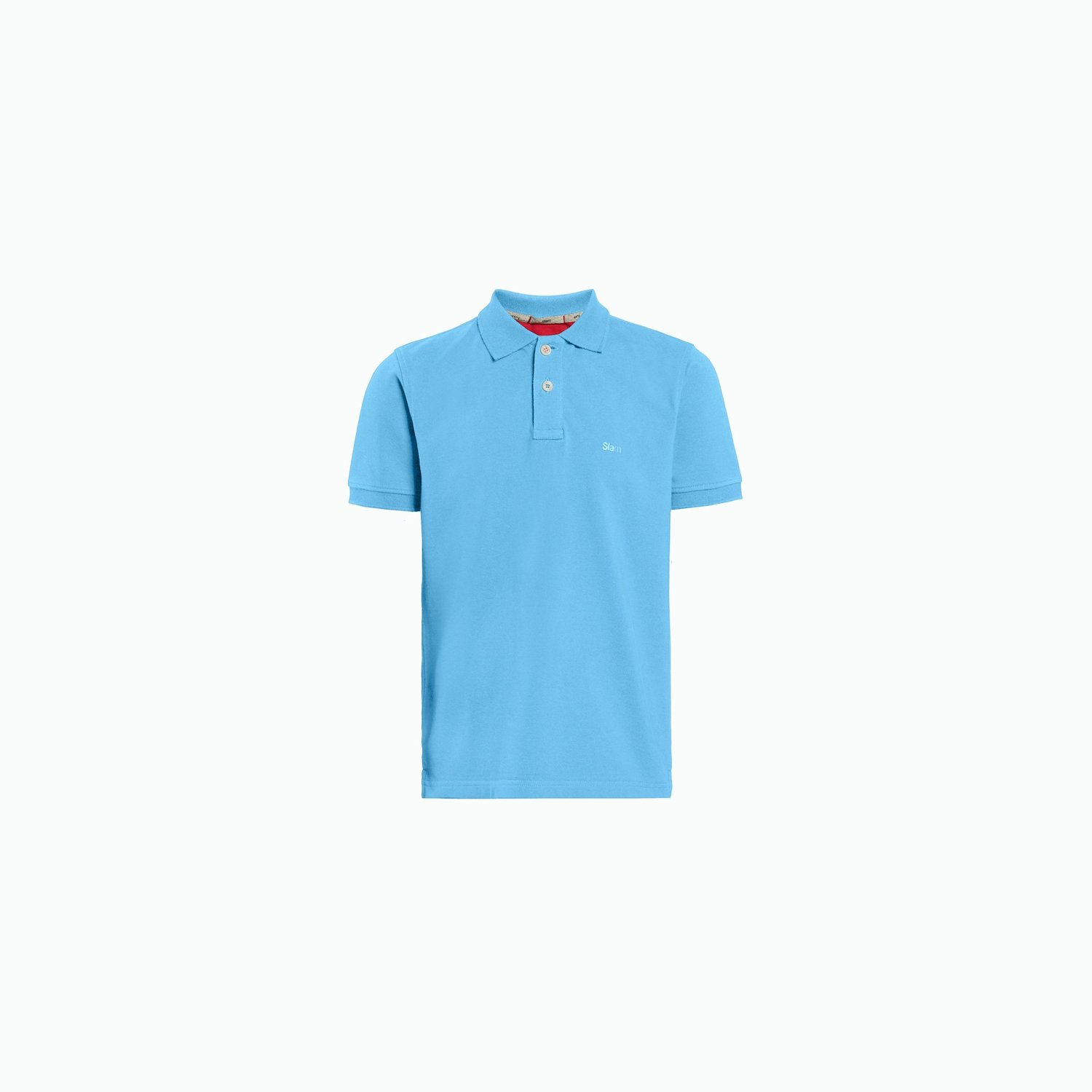POLO JR A01 - Azul Claro