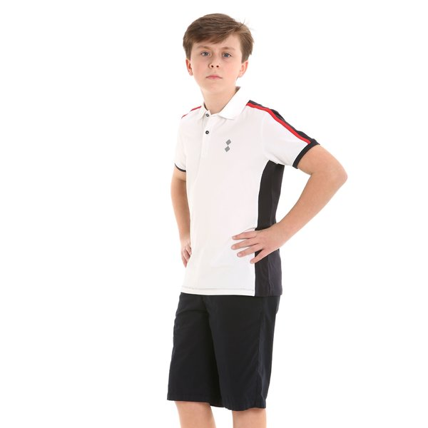 Junior polo shirt E352