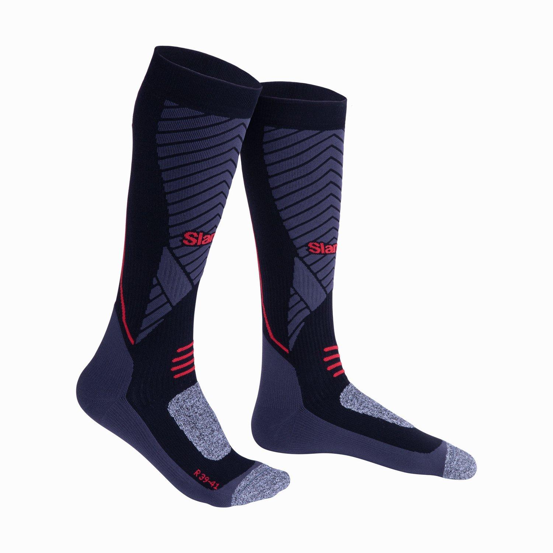 Win-D Heat Long Sock - Black