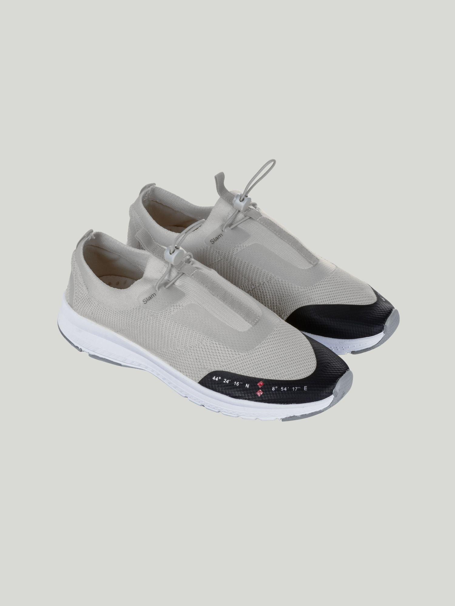C232 Slip On Shoe - Fog Grey