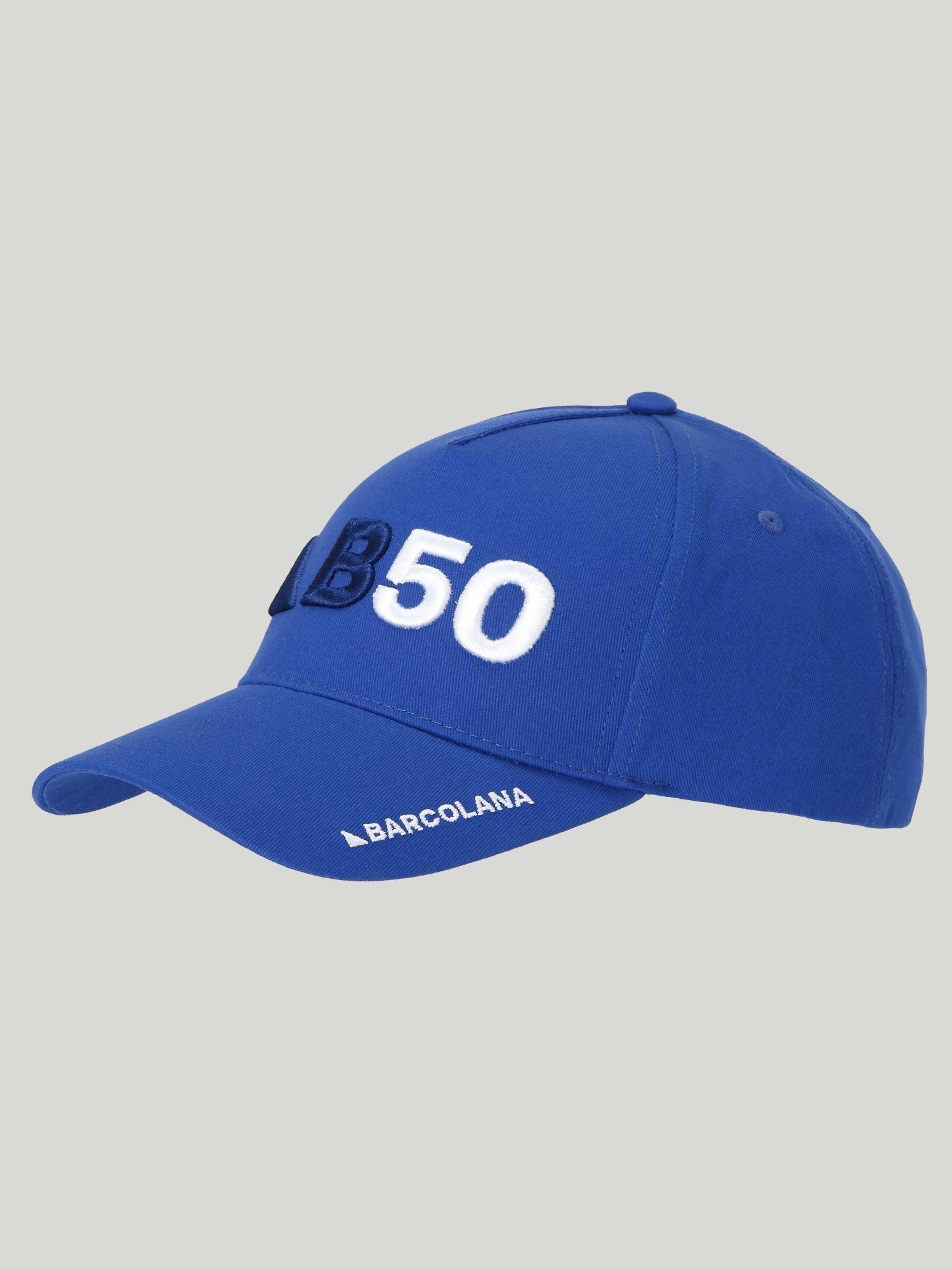 B50 cap - Marine Blue