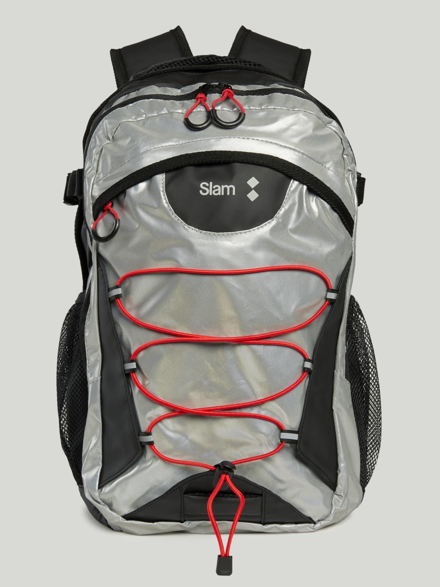 A234 Backpack - Silber Reflex