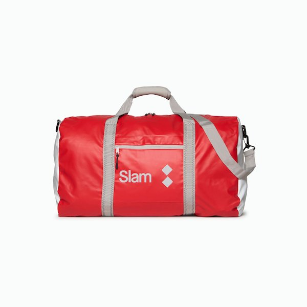 Large and water repellent WR A239 bag
