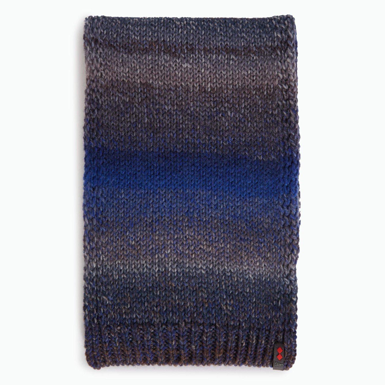 B179 Scarf - Navy Blue