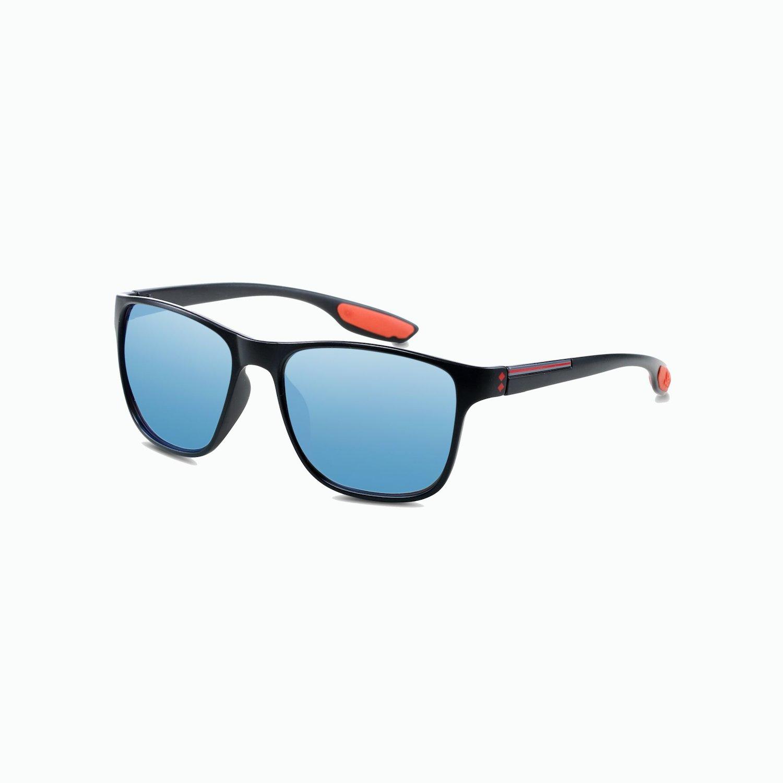 Sonnenbrille Techno - Marinenblau