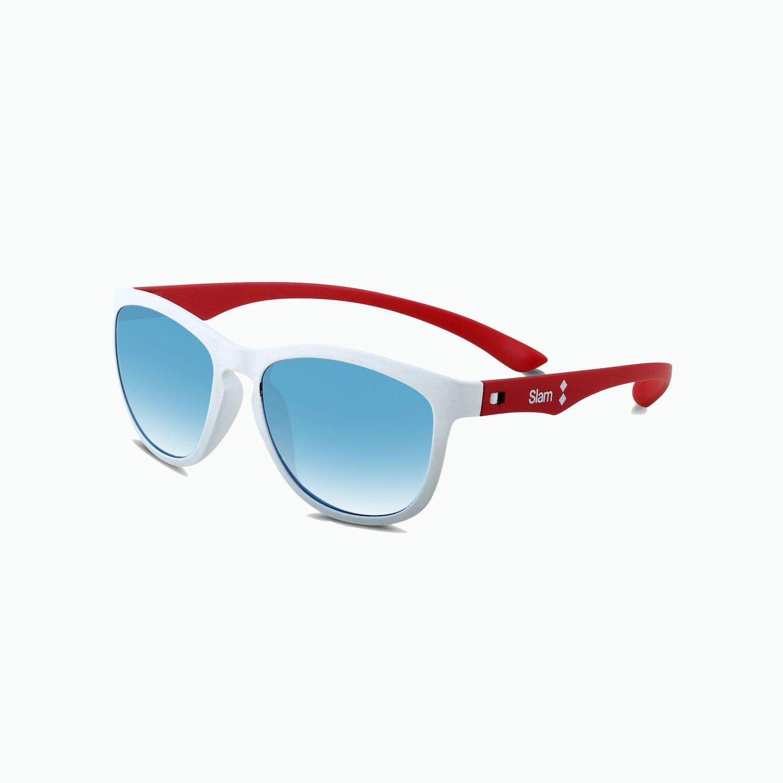 Sunglasses White 10 KNT - Navy