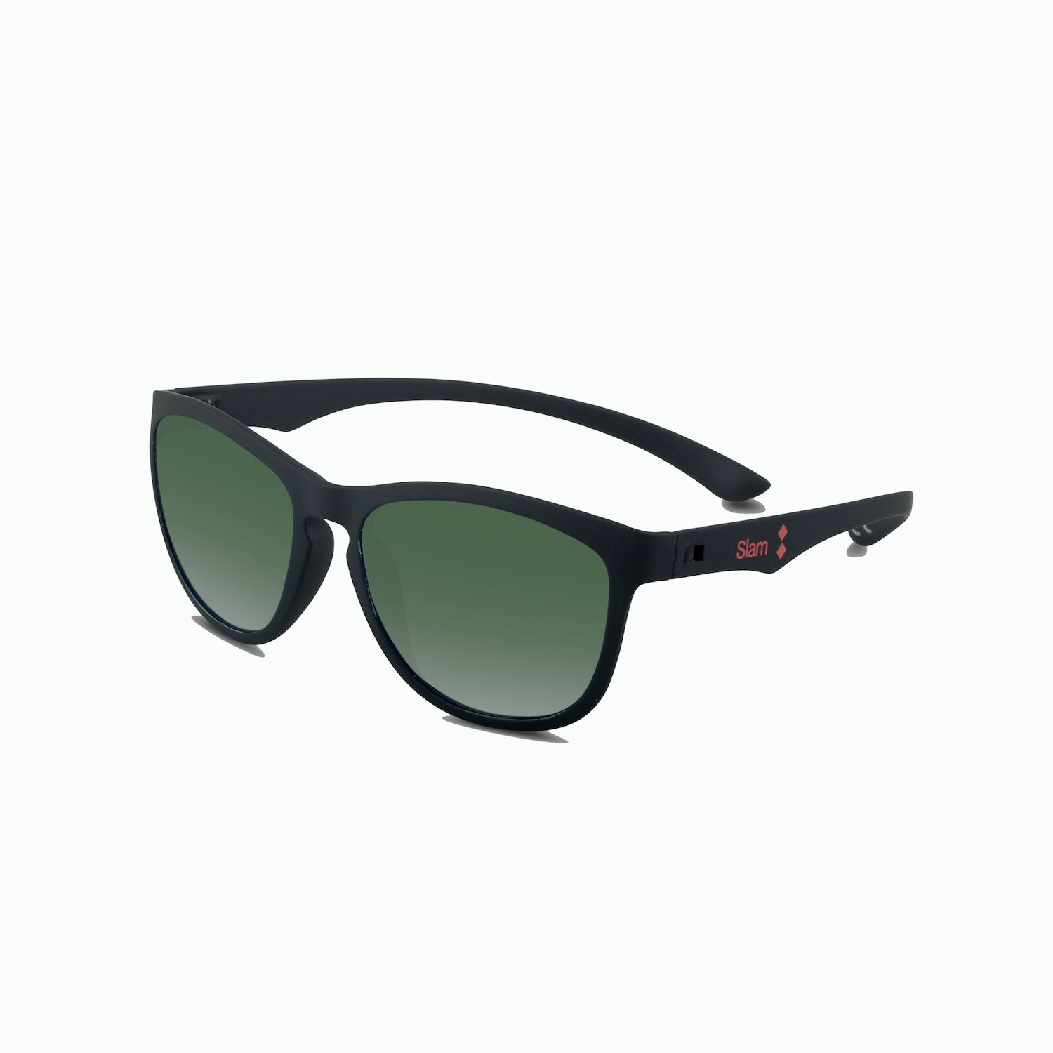 Sonnenbrille Black 10 KNT - Jungle Green