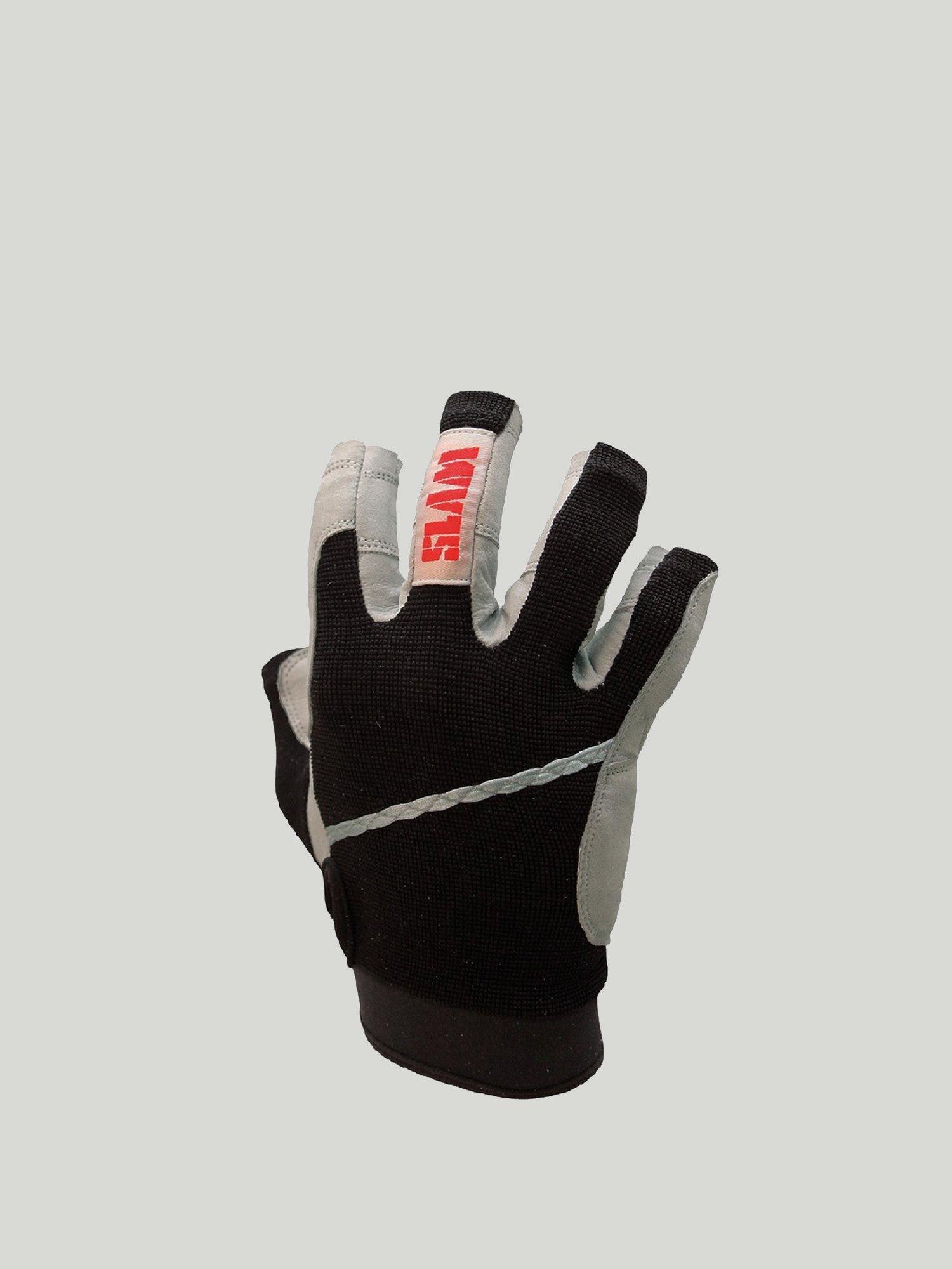 Guanti Dita 3/4 Finger - Nero