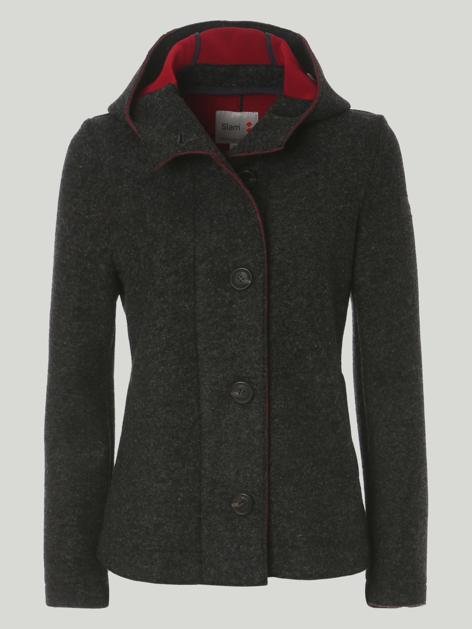 JACKET GAMBIER - Dark Grey
